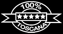 100% Toscana